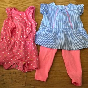 New baby girl outfits